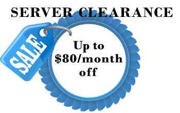 dedicated server deals